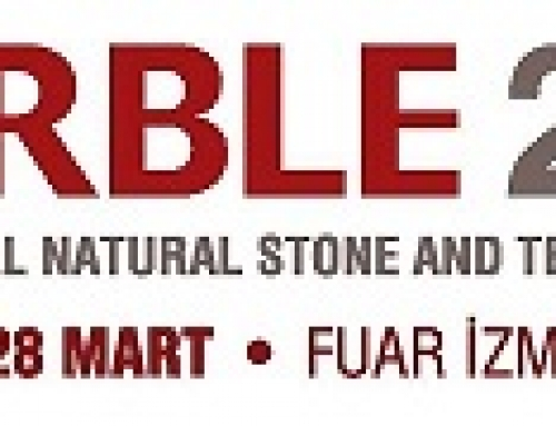 We will participate to Marble 2015 21. International Natural Stone & Technologies Fair Izmir.